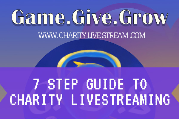 Free Charity Livestream Checklist Image