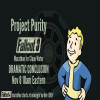 Project Purity - Fallout 3 for Clean Water Banner