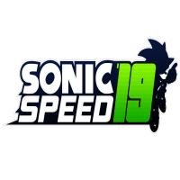 Sonic Speed 2019 Logo - Created by mie_dax
